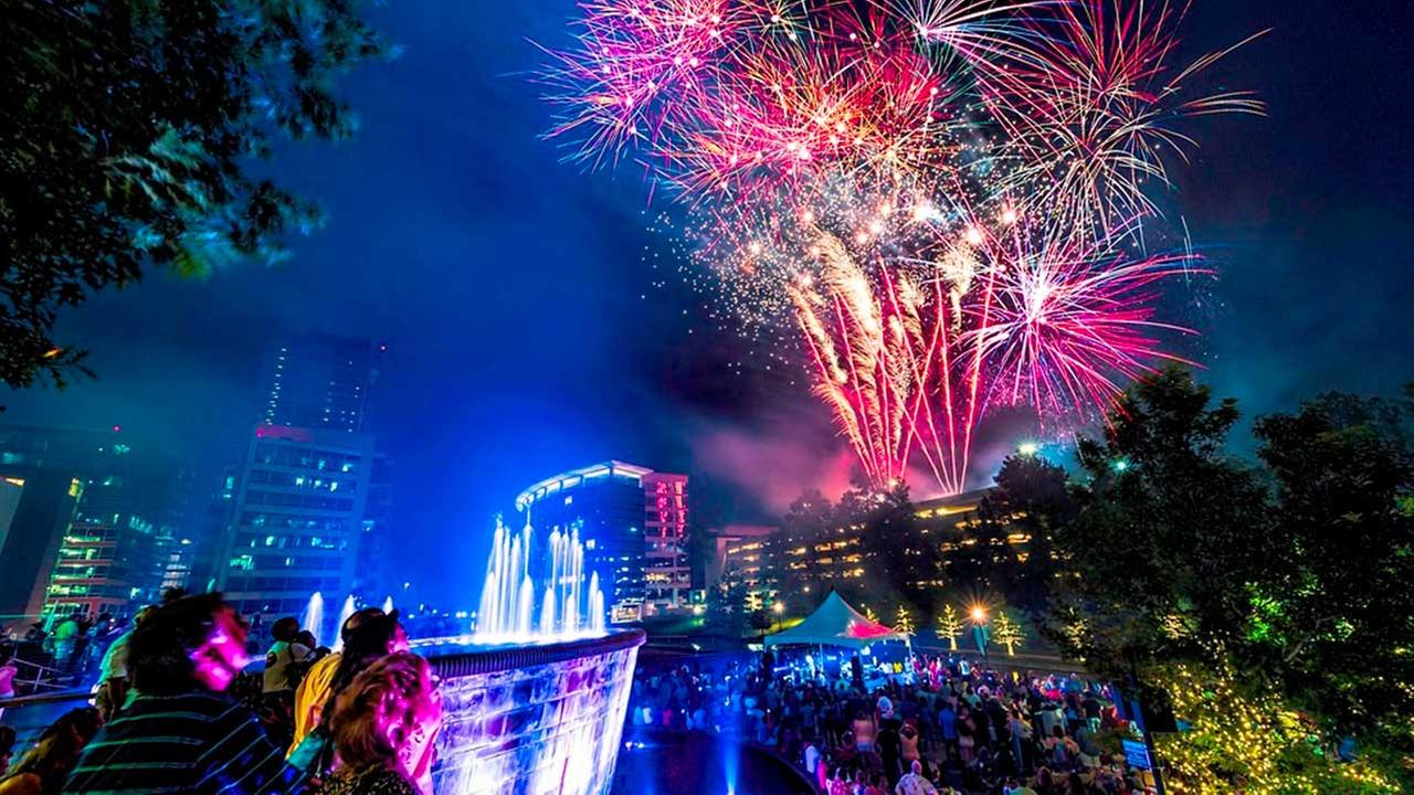 Exciting Fourth Of July Festivities Are Planned For The Woodlands Texas Area
