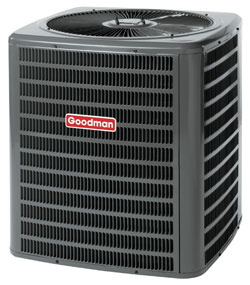 goodman ac units offered by proline ac and repair